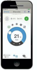 Symbolfoto Handy mit App