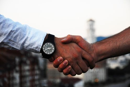 Foto Handshake