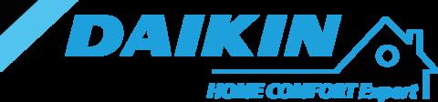 Logo der Firma Daikin