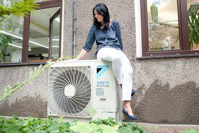 Klimaanlage Außengerät